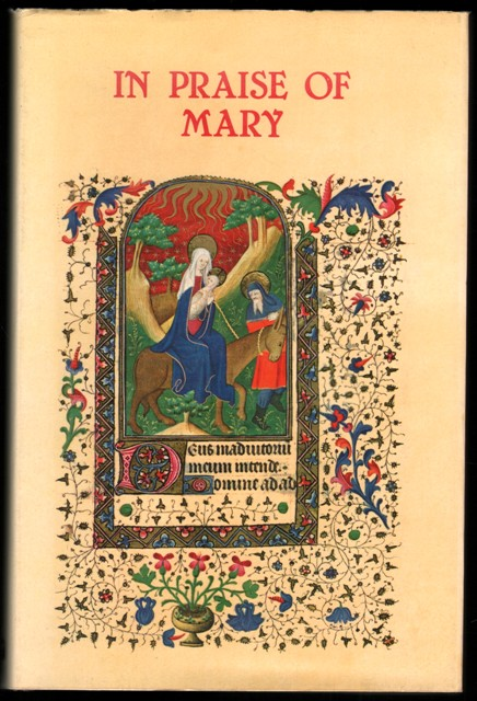 Image for In Praise of Mary. Hymns from the First Millenium of the Eastern and Western Churches.