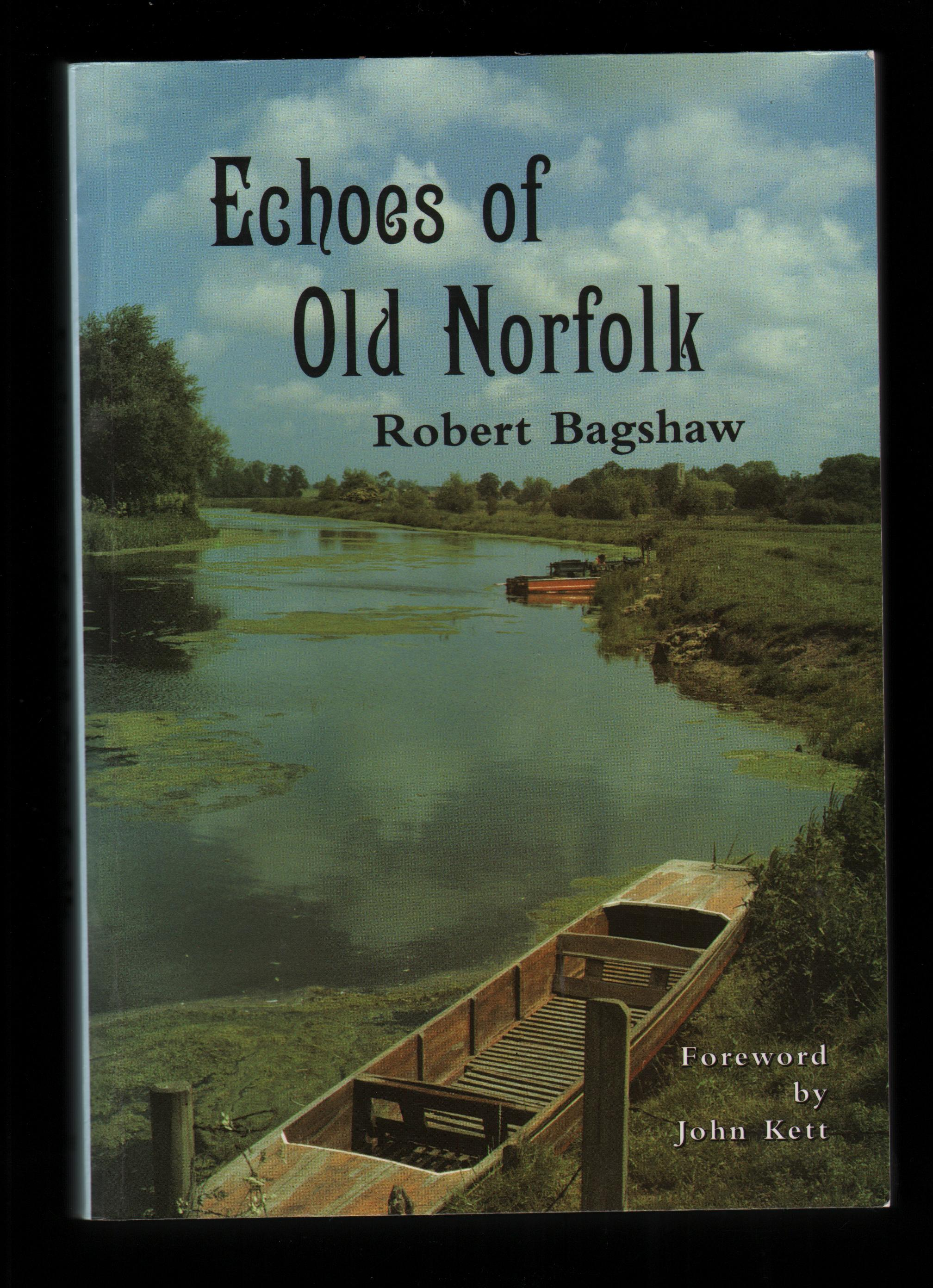 Image for Echoes of Old Norfolk.