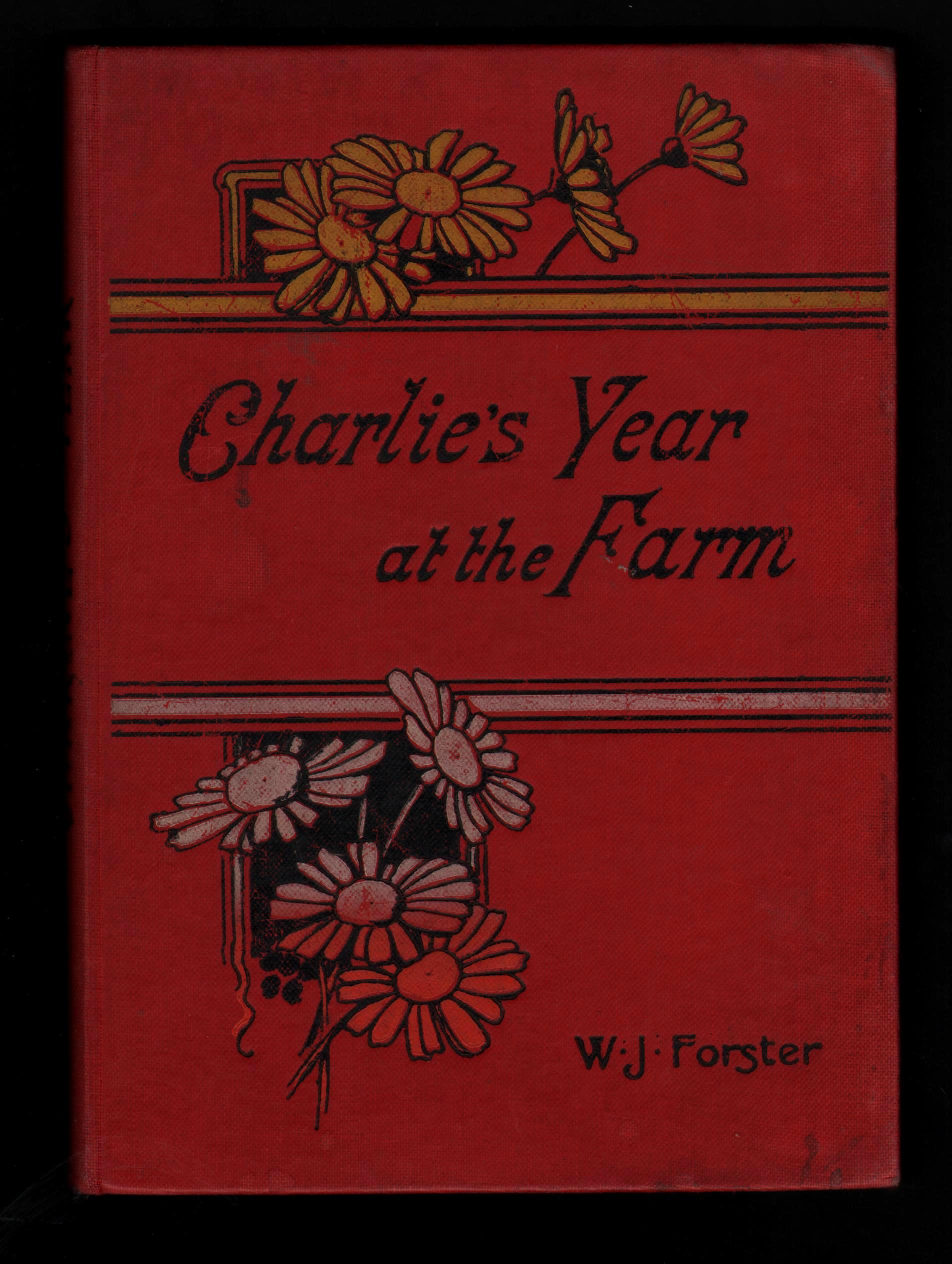 Image for Charlie's Year at the Farm.
