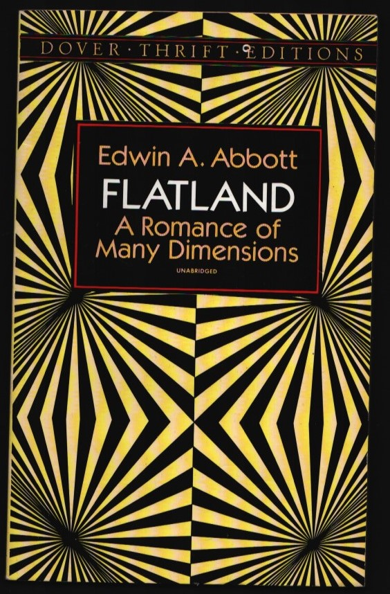Image for Flatland. A Romance of Many Dimensions (Unabridged).