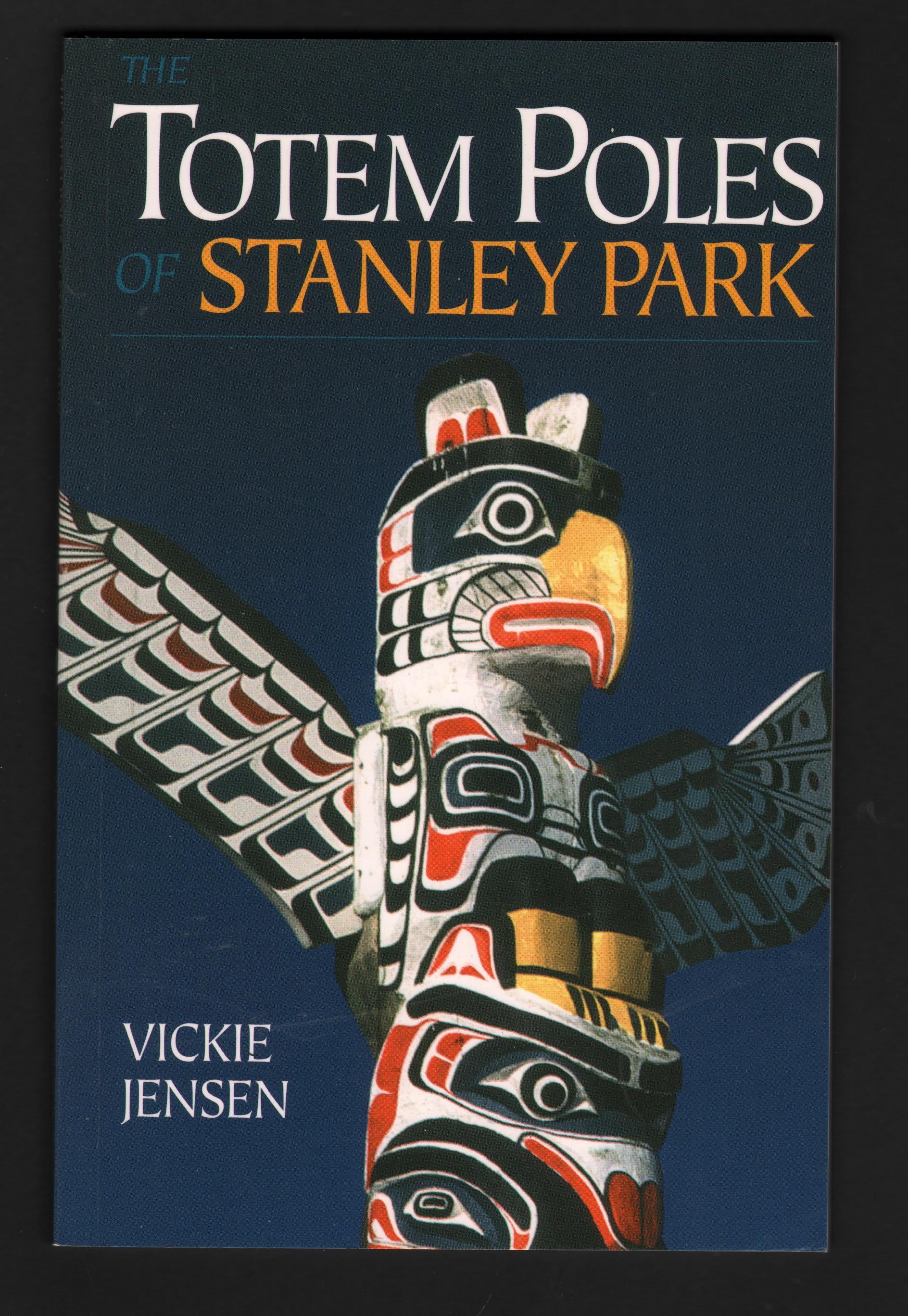 Image for Totem Poles of Stanley Park.