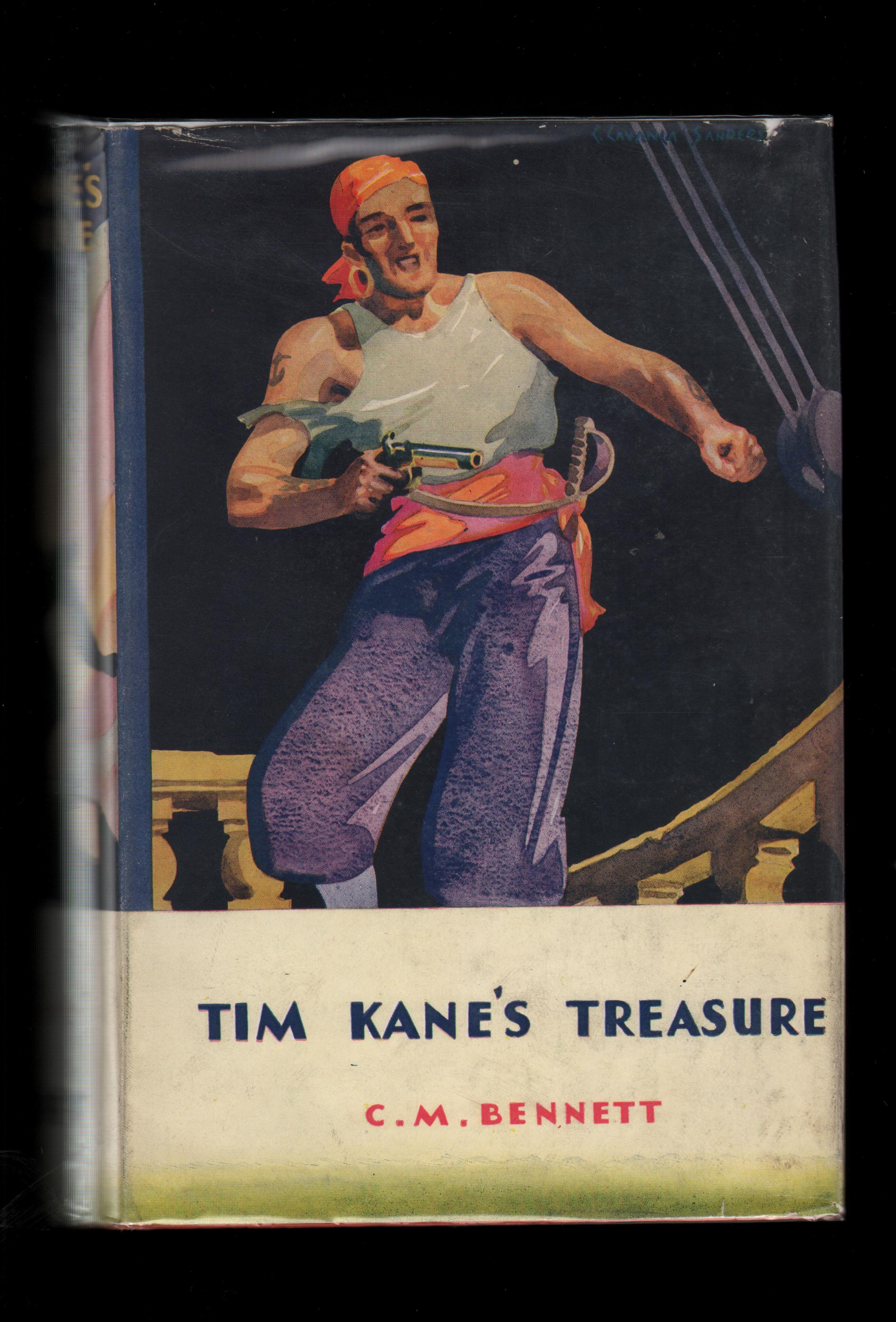 Image for Tim Kane's Treasure.