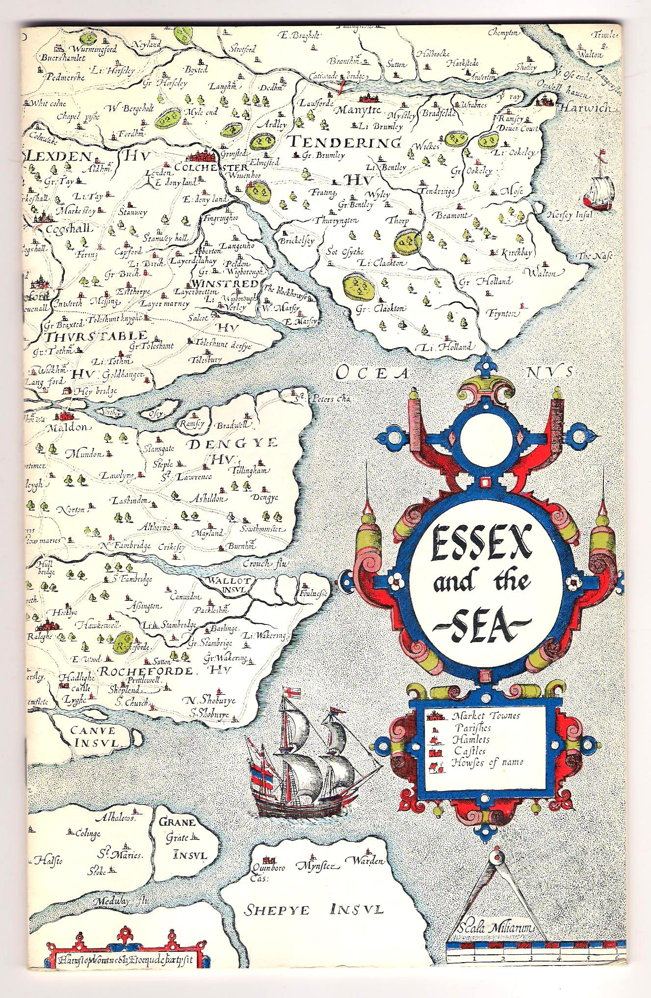 Image for Essex and the Sea.