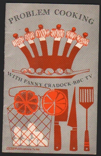 Image for Problem Cooking with Fanny Cradock.