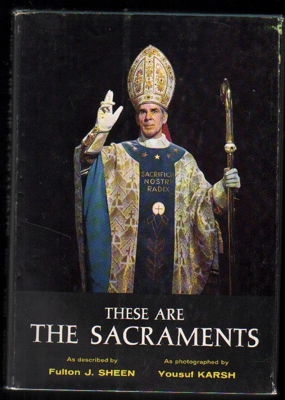 Image for These are The Sacraments.