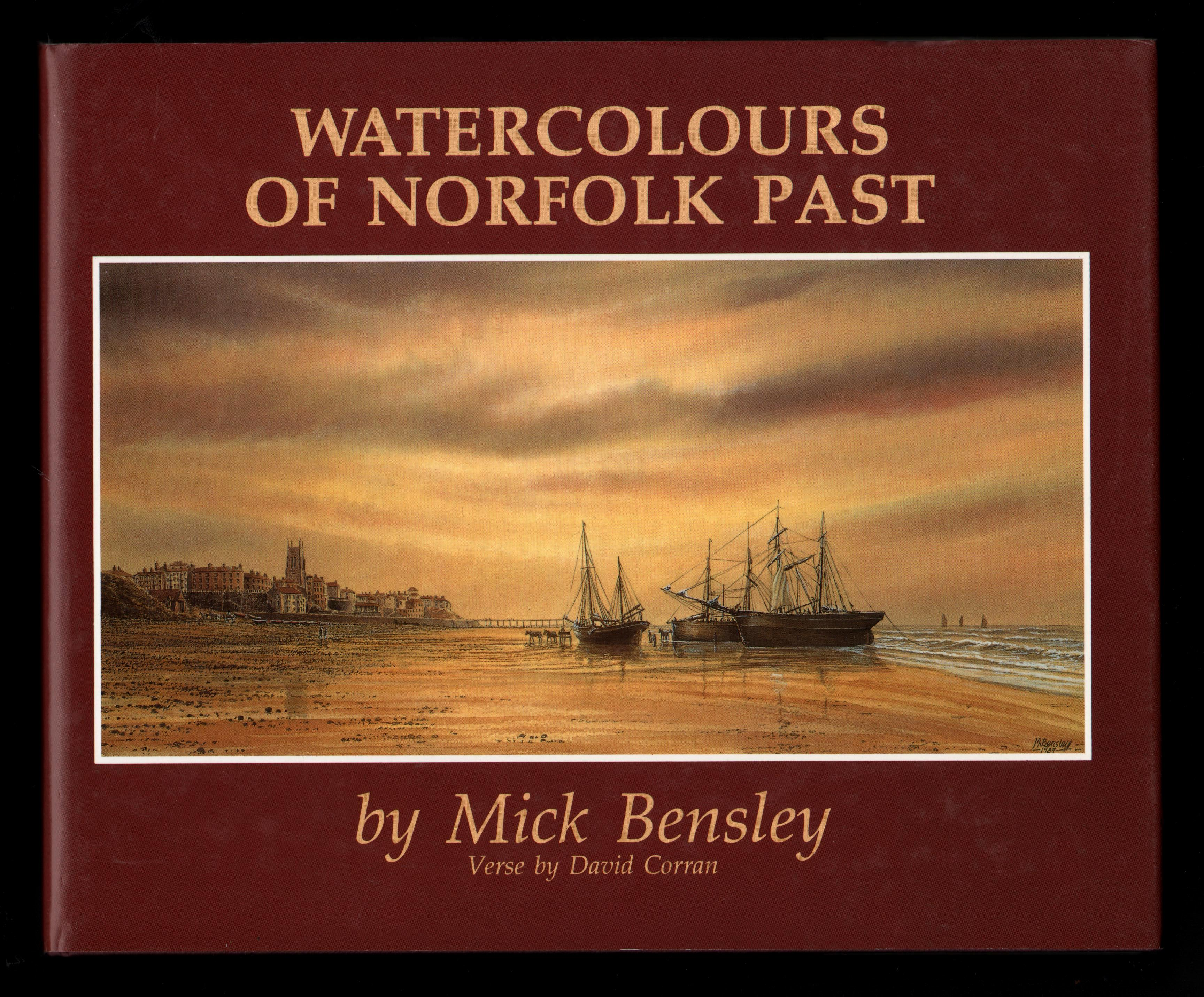 Image for Watercolours of Norfolk Past.