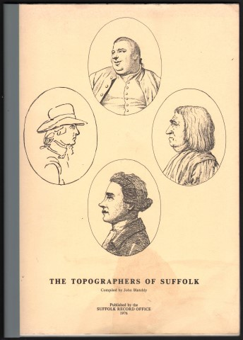 Image for The Topographers of Suffolk 1561-1935.