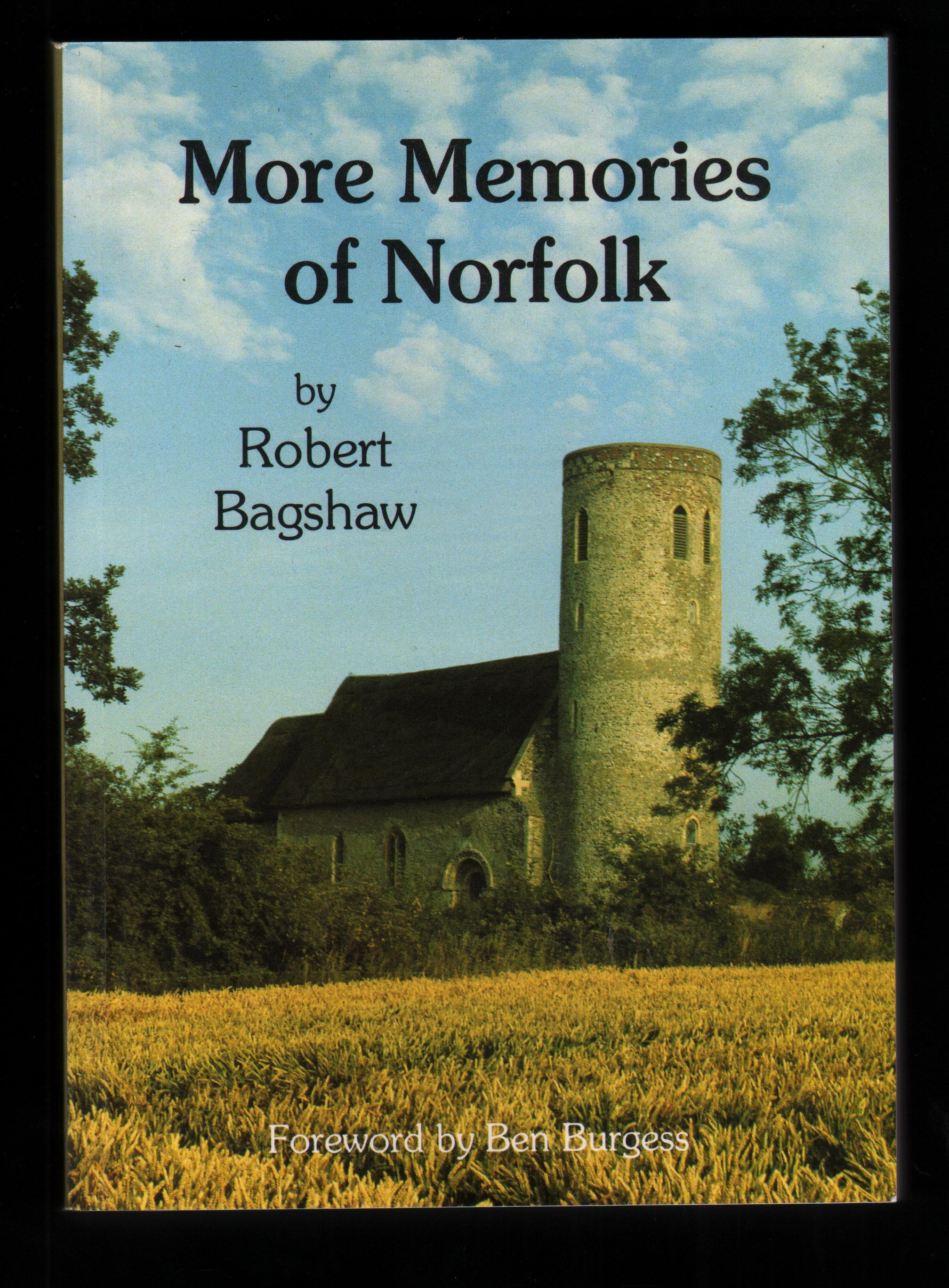 Image for More Memories of Norfolk.