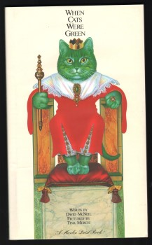 Image for When Cats Were Green.