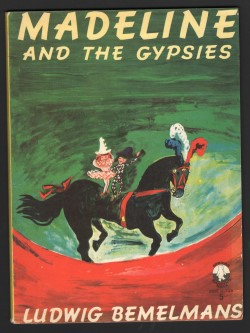 Image for Madeline and the Gypsies.