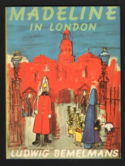 Image for Madeline in London.
