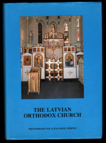 Image for The Latvian Orthodox Church.