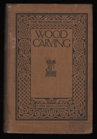 Image for Wood Carving. (The Woodworker Series).