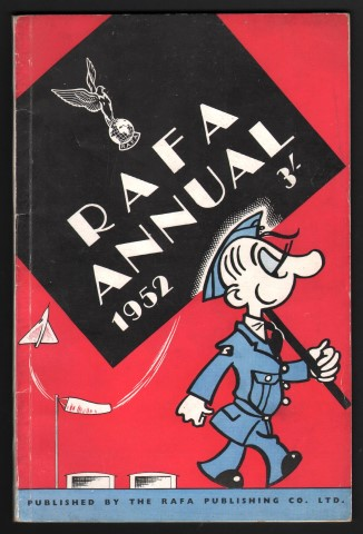 Image for R.A.F.A.  Annual 1952.