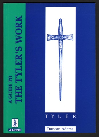 Image for A Guide to the Tyler's Work.