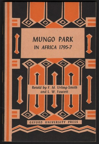 Image for Mungo Park in Africa 1795-7.