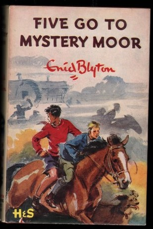 Image for Five Go to Mystery Moor. (illustrations by Eileen Soper).