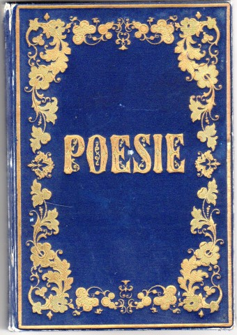 Image for Poesie.