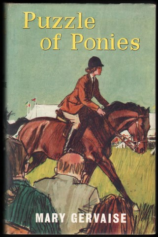Image for Puzzle of Ponies.