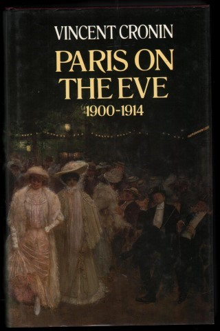 Image for Paris On The Eve 1900-1914.