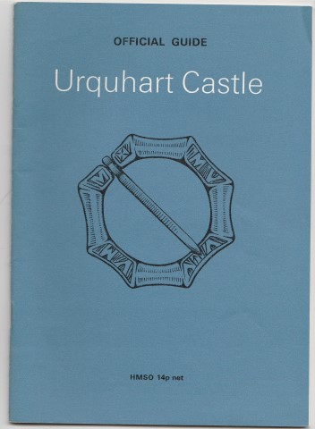 Image for Official Guide - Urquhart Castle by the late W. Douglas Simpson .