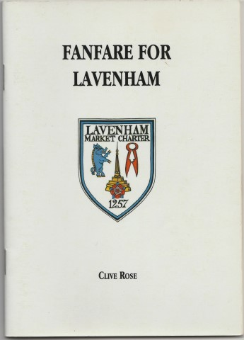 Image for Fanfare For Lavenham. By Clive Rose.
