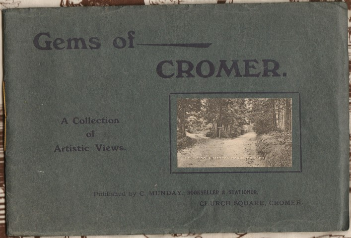 Image for Gems of Cromer. A Collection of Artistic Views.