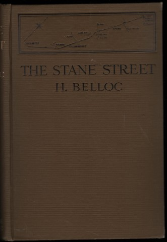 Image for The Stane Street. A Monograph. (Illustrated by William Hyde).