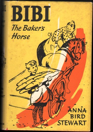 Image for Bibi The Baker's Horse. (Illustrated by Artur Horowicz).
