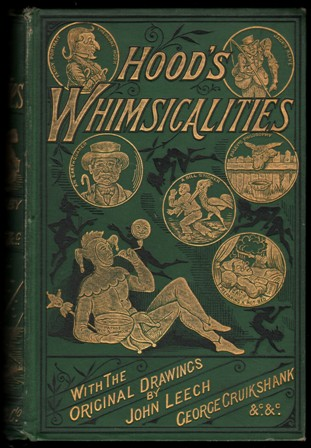 Image for Whimsicalities: A Periodical Gathering. [Hood's Whimsicalities]..