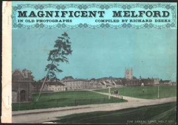 Image for Magnificent Melford in Old Photographs.