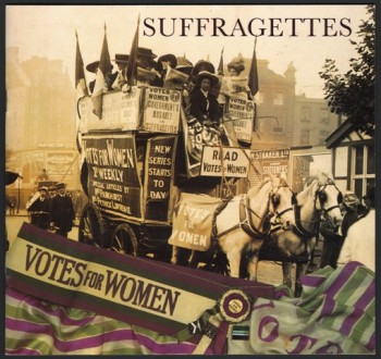 Image for Suffragettes (London Connection No.12).