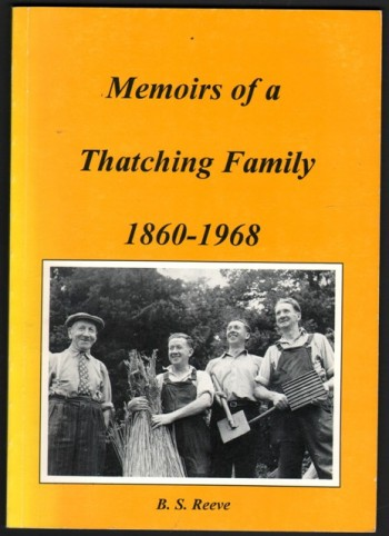 Image for Memoirs of a Thatching Family 1860-1968.