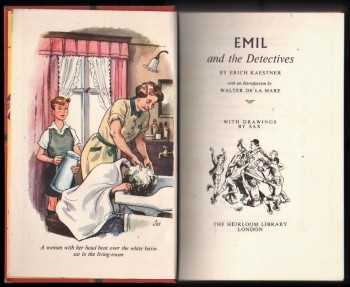 Image for Emil and the Detectives.