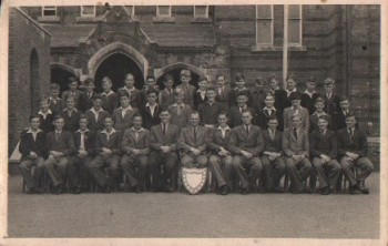 Image for Original School Photograph - Sudbury Grammar School .