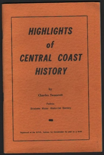 Image for Highlights of Central Coast History.