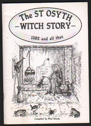Image for The St Osyth Witch Story. 1582 and  All That.
