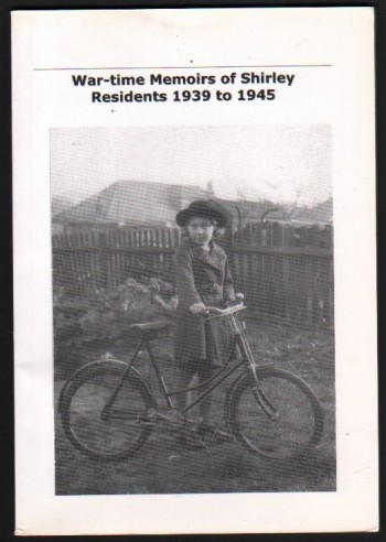 Image for War-time Memoirs of Shirley Residents 1939 to 1945.