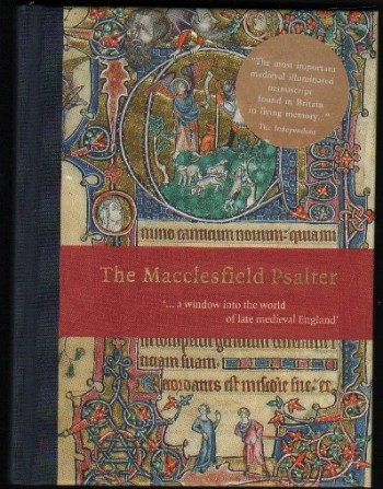 Image for The Macclesfield Psalter.