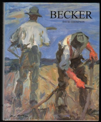 Image for Becker: Harry Becker 1865-1928.