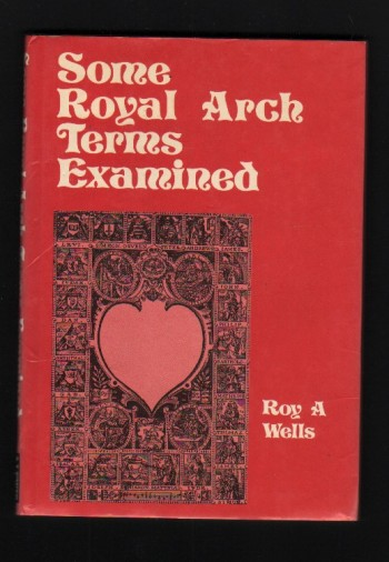 Image for Some Royal Arch Terms Examined.