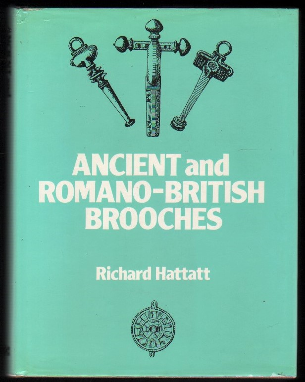 Image for Ancient and Romano-British Brooches.