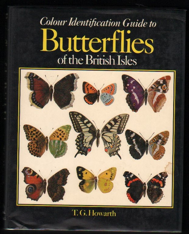 Image for Colour Identification Guide to Butterflies of the British Isles.