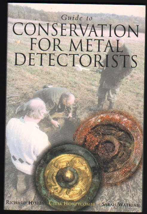 Image for Guide to Conservation for Metal Detectorists.