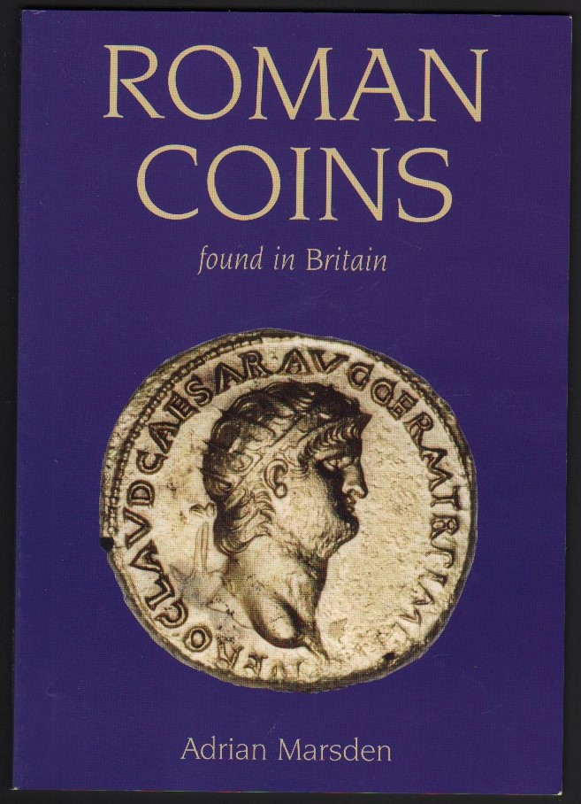 Image for Roman Coins Found in Britain.