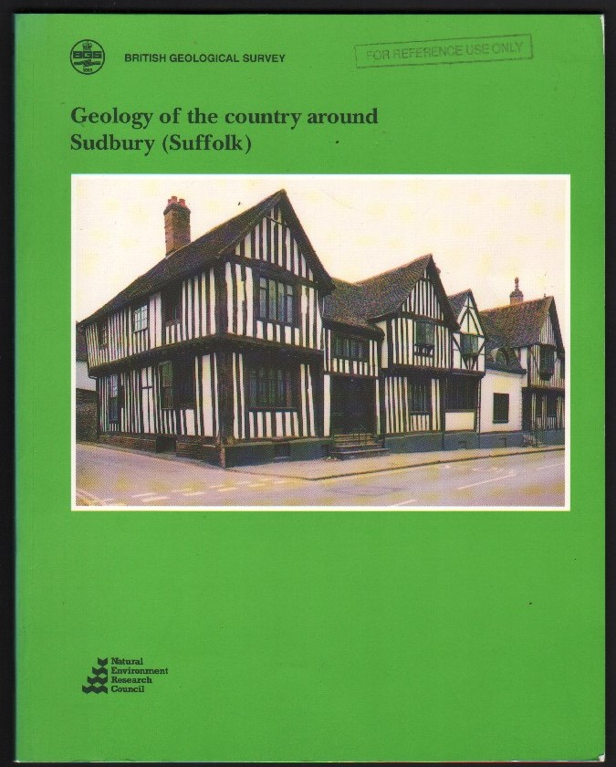 Image for The Geology of the Country Around Sudbury (Suffolk).