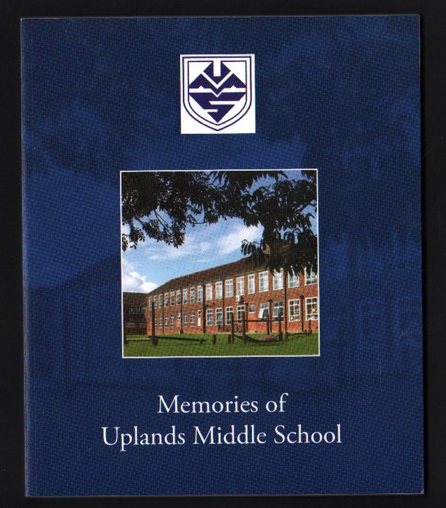 Image for Memories of Uplands Middle School 1972-2013.