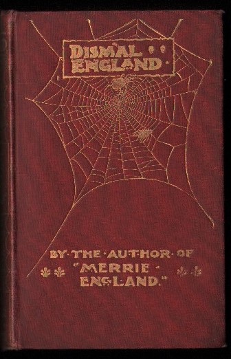 "Image for Dismal England. (By the author of ""Merrie England"")."