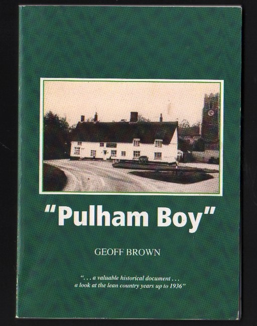 "Image for ""Pulham Boy""."