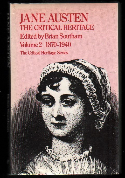 Image for Jane Austen: The Critical Heritage. Volume 2. 1870-1940.
